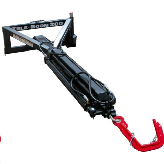Where to find Skid Att  Tele-Boom 20  w  Hook in Delano