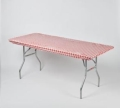 Where to rent 6 x30  Red Gingham Kwik-Cover in Delano MN