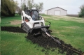 Rental store for BOBCAT T590 W  TRENCHER PKG. in Delano MN