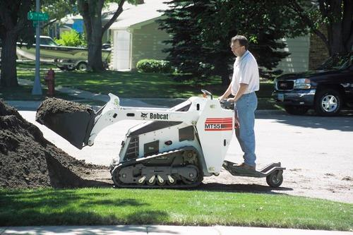Where to find BOBCAT MT55 MINI TRACK W  TRAILER PKG. in Delano