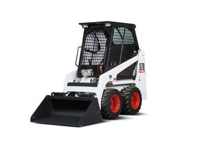 Where to find BOBCAT S-70 Skid Steer with Bucket in Delano