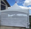 Where to rent Canopy Wall Mesh 20 x 9.25 in Delano MN