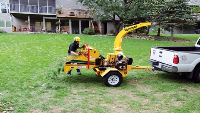 Where to find Wood Chipper 6  Towable Vermeer in Delano
