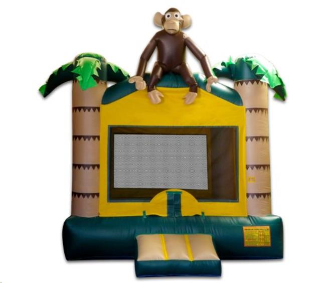 Where to find Monkey Bounce 15 X15 X16 DO NOT RENT in Delano