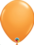 Where to rent 11  St Solid Latex Orange Balloon in Delano MN