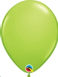 Where to rent 11  Fa Solid Latex Lime Green Balloon in Delano MN