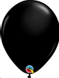 Where to rent 11  JE Solid Latex Onyx Black Balloon in Delano MN