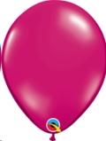 Where to rent 11  JE Solid Latex Magenta Balloon in Delano MN
