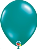 Where to rent 11  JE Solid Latex Teal Balloon in Delano MN