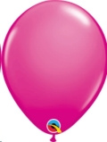 Where to rent 11  Fa Solid Latex Wild Berry Balloon in Delano MN