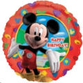 Where to rent HXFoil RND Mickey Mouse Birthday Balloon in Delano MN