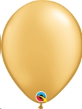 Where to rent 11  ME Solid Latex Metallic Gold Balloon in Delano MN