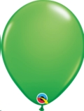Where to rent 11  Fa Solid Latex Spring Green Balloon in Delano MN