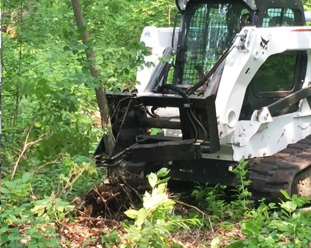 Where to find BOBCAT MT55 W   TREE   POST PULLER in Delano