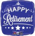 Where to rent REHX Foil SQ Happy Retirement Balloon in Delano MN