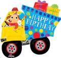 Where to rent 31 Foil SH Bday Dog Dump Truck Balloon in Delano MN