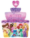 Where to rent GBD28 Foil SH Princess Bday Cake Balloon in Delano MN