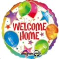 Where to rent HX Foil RD Welcome Home Balloon in Delano MN
