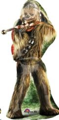 Where to rent KBD38  SH Chewbacca Foil Balloon in Delano MN