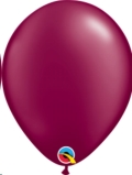 Where to rent XLA11  Pearl Latex Burgundy Balloon in Delano MN