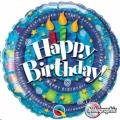 Where to rent BD18 Foil RD Bday Spiral   Cake Balloon in Delano MN