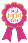 Rental store for Mom Best Mom Ever Ribbon 33  Balloon in Delano MN