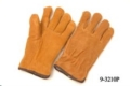 Rental store for Gloves, Work Russet Leather Medium in Delano MN