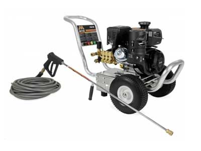 Rent Pressure Washers / Painting