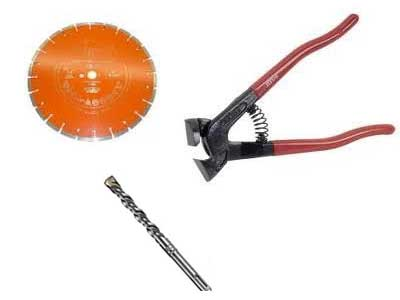 Rent Saw Blades & Bits, Chisels & Points