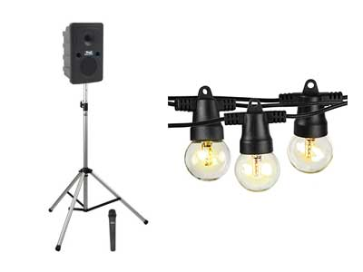 Rent Audio, Lighting & Sound